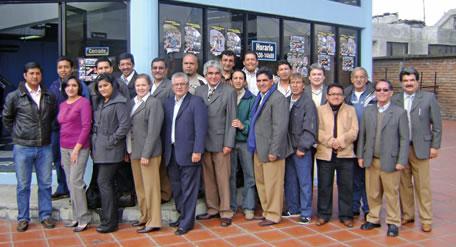Comité de Trabajadores de la Empresa Eléctrica de Quito.