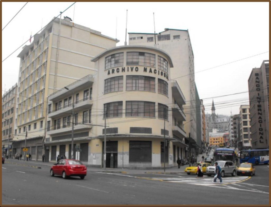 Archivo Nacional del Ecuador